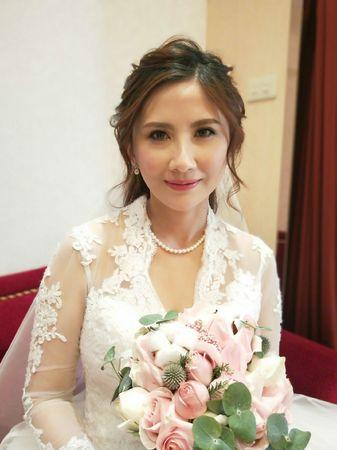 Bride~Flora 訂結同天造型