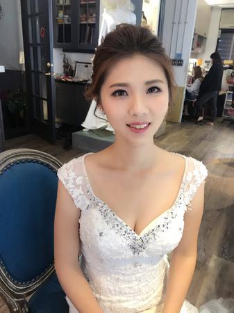 典雅氣質新娘