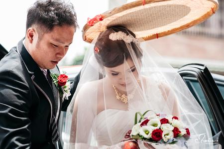 超過20小時的馬拉松婚禮-迎娶晚宴-岡山聖母宮