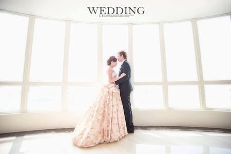 婚禮紀錄WEDDING   台南- 情定婚宴城堡永康館   幸運草攝影工坊
