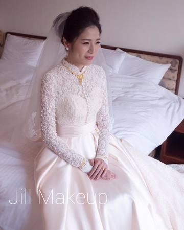 瀚品新秘 造型by Jill(Janet studio)
