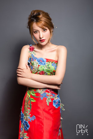 Ginger Make Up - Una