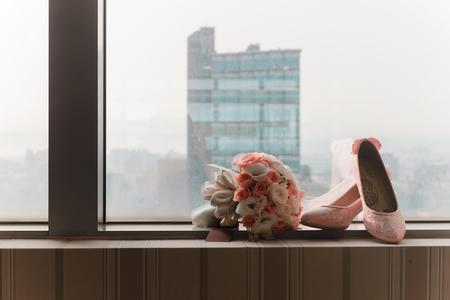 [早儀式+午宴] 昱昇+百合 | 桃園翰品酒店