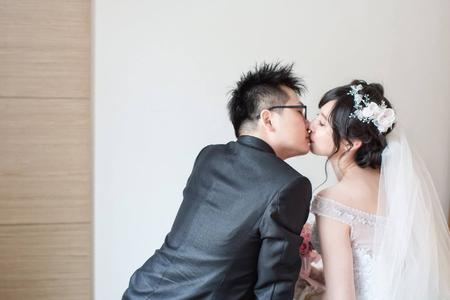 婚禮紀錄WEDDING | 高雄寒軒美饌會館-陽明宴會廳 | 幸運草攝影工坊