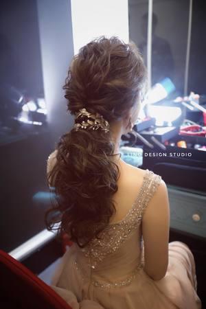 細軟髮新娘的願望