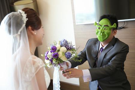 婚攝玉米 台北花園大酒店 饅頭爸團隊