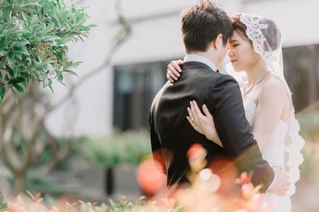 Daniel & Vivian / 美式婚禮 / 美式風格