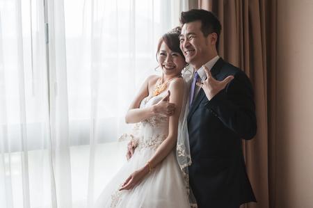 奔跑少年婚禮紀錄 / 平面攝影 / 寒舍艾美