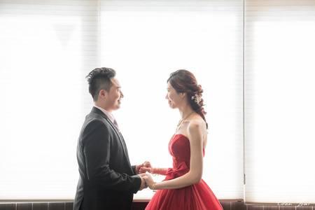 婚禮紀錄WEDDING | 高雄-寒軒和平店 | 幸運草攝影工坊