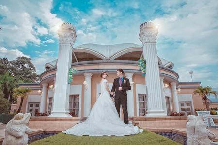 劍湖山王子大飯店-芳裕❤偉婷結婚之囍