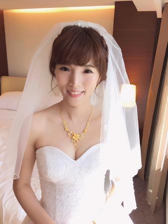造型師 Doris - 婚宴白紗造型