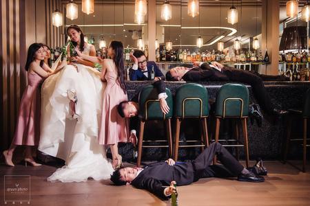 婚禮紀錄 | 儀式 晚宴 台北美福大飯店
