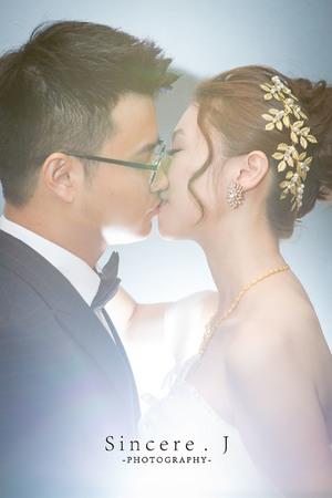 [婚禮攝影] 富山 & 嘉琪  / 中崙華漾大飯店