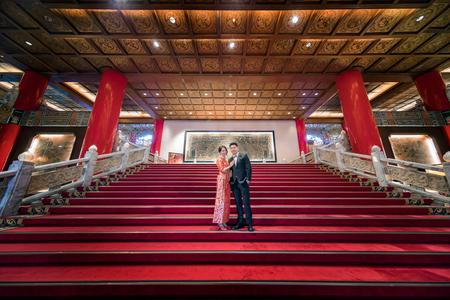 圓山婚攝/小紅莓婚攝影像團隊/小紅莓