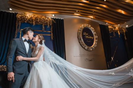 [婚攝] 台中 非常棧婚禮會館 | 婚禮紀錄 | 彥杰&婉婷 - 奔跑少年