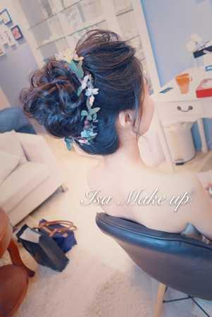 Isa studio婚禮造型