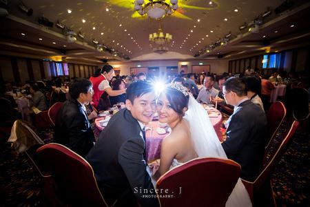 [婚禮攝影] Claud & Eva  / 桃園八德海王城  PART II