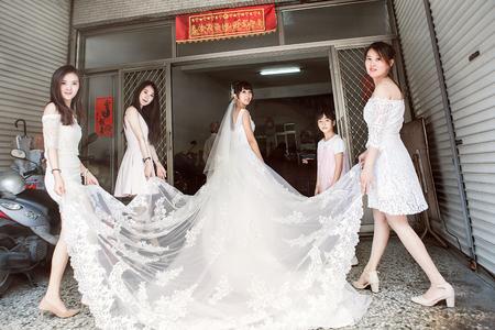 婚攝婚禮紀錄|大里大和屋|Inge Studio英格影像