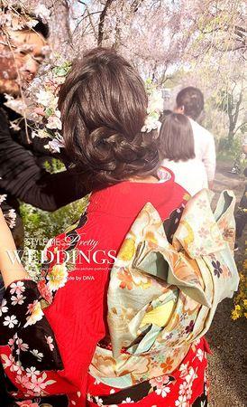 感謝美女們!! diva在國外工作期間,無法即時回覆訊息 謝謝你們的見諒與耐心等候回覆 😍愛妳們啊!! 『京都海外婚紗-側拍花絮』