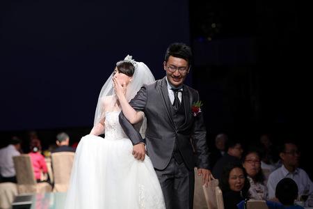 台北婚攝饅頭爸 | 典華花田好事廳 | 教堂婚禮