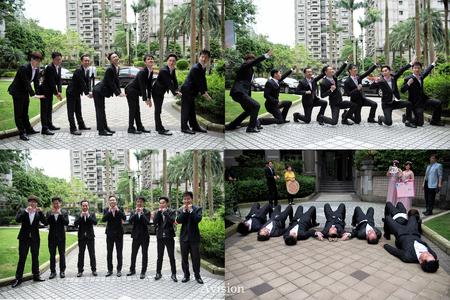 訂結同天♥台北遠企飯店♥
