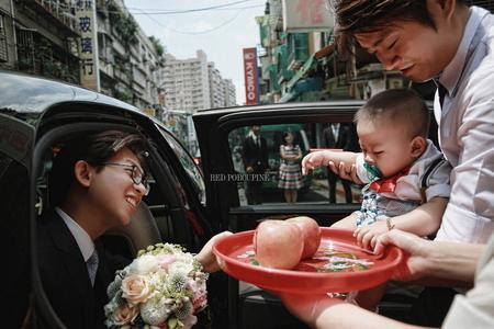 台北迎娶大直典華 / 紅刺蝟老師