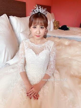 Weddingday 花 結婚造型