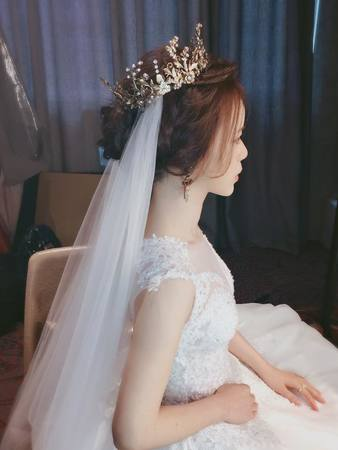 【吉吉藝術 GIGI CHIU】天慈訂結婚午宴中和華漾會館