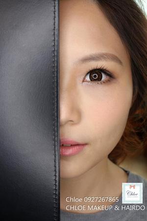 CHLOE新娘秘書 (妝前妝後作品集)