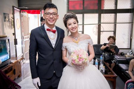 【婚禮紀實】❣承訓&韋玲❣