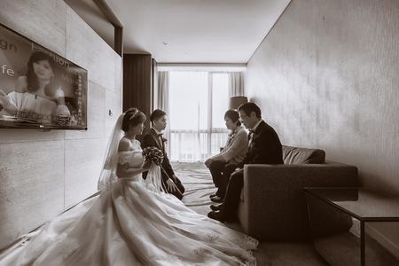 【 新竹芙洛麗大飯店 】唯恩&潔渝結婚婚禮紀錄