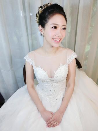 ~NEW~allback瘦小臉高盤髮+復古大波浪2018雅薇