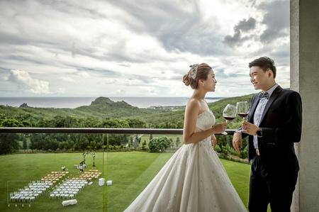 婚禮紀錄 l 墾丁華泰瑞苑 渡假婚禮