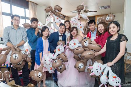 婚禮紀錄WEDDING | 高雄-旗山新光里活動中心  | 幸運草攝影工坊