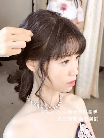 【Karen林潼恩】寶貝新娘-短髮正妹新娘-尚鴻