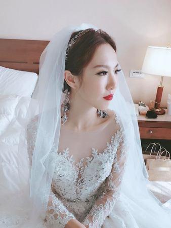 【吉吉藝術 GIGI CHIU】婉寧訂結婚午宴桃園尊爵飯店