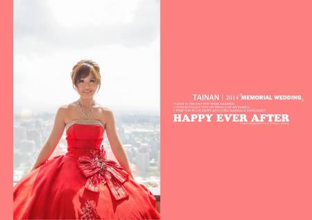 婚禮紀錄WEDDING   台南-活佛歐式素食餐廳   幸運草攝影工坊