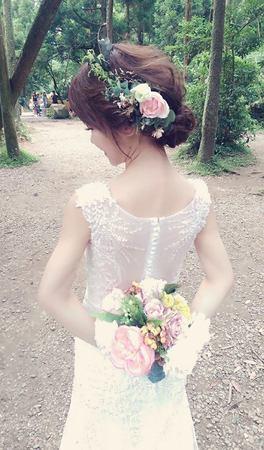 fannsyudio_婚紗外拍造型