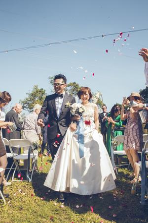 在顏氏牧場的戶外婚禮 Suyeh & Nikki