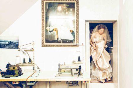 裁縫店裡的喜事|訂婚雙儀式| Sheng & Avril