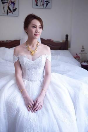 Daisy結婚造型@台中僑園