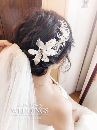 美麗的台日混血新娘 與帥帥澳洲華裔新郎, 好完美的組合呀!!