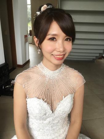 自助婚紗❤️甜美妝感