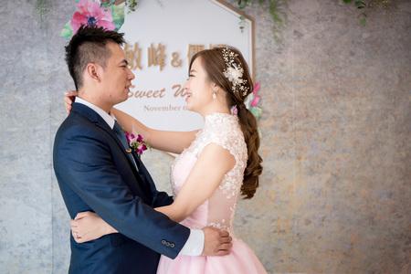【婚禮紀實】❣敏峰&儷穎❣