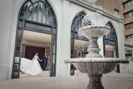 讓婚禮的絕美化為張張的美照/翡麗詩莊園