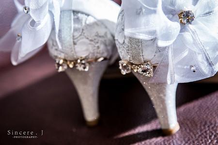 [婚禮攝影] Edward & Jiny  / 大直典華 PART II