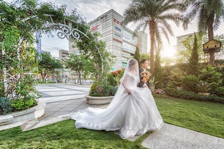 奔跑少年婚禮紀錄 / 平面攝影 / 維多利亞