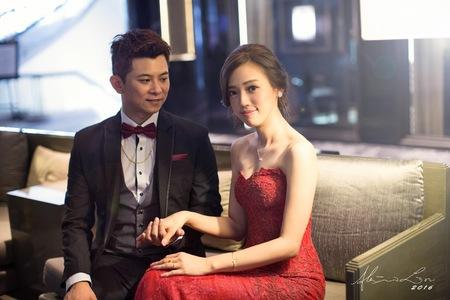 婚攝.婚禮紀錄 | Leo + Doirs | 台北晶華酒店