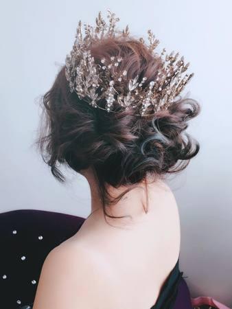 【吉吉藝術 GIGI CHIU】0722髮型課女王的秘密