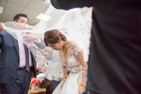 勝忠和婉寧婚禮紀錄